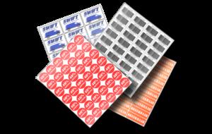 Etiket stickers